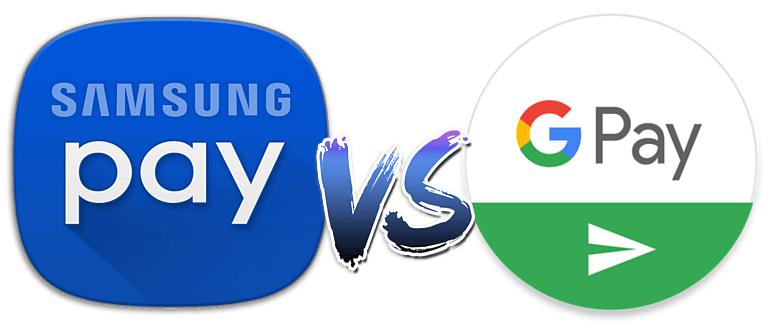 Что лучше Samsung Pay или Google Pay?