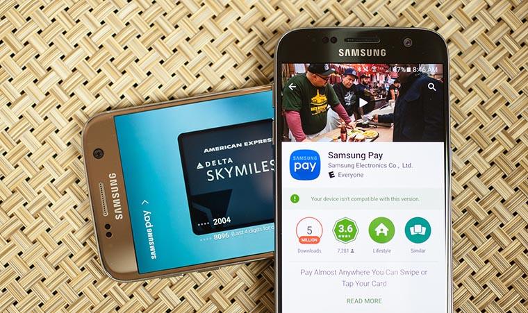 Как подключить Samsung Pay с картами Сбербанка?