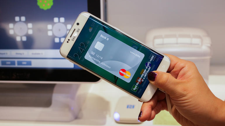 Как отключить Samsung Pay?