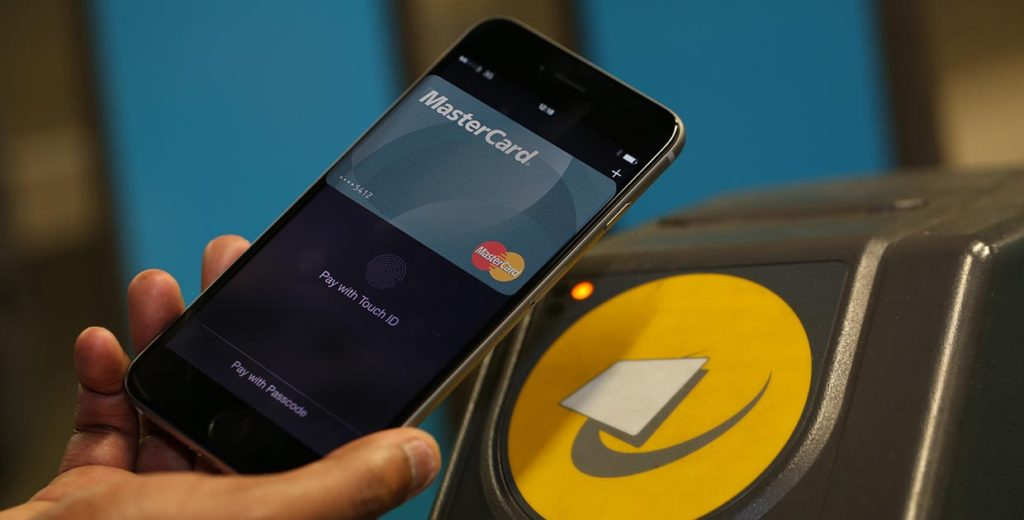 Как оплатить метро через Apple Pay в Москве?
